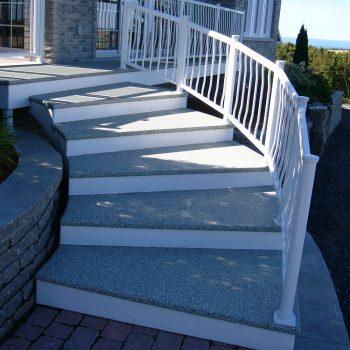 Balcons, patios et rampes